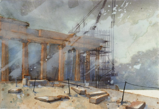 Akropolis 3
