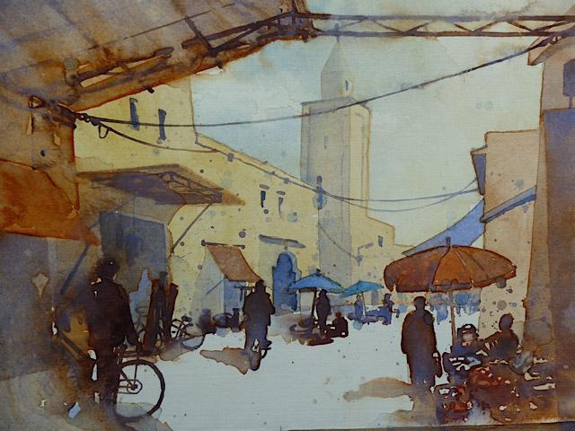 Markt in Taroudant