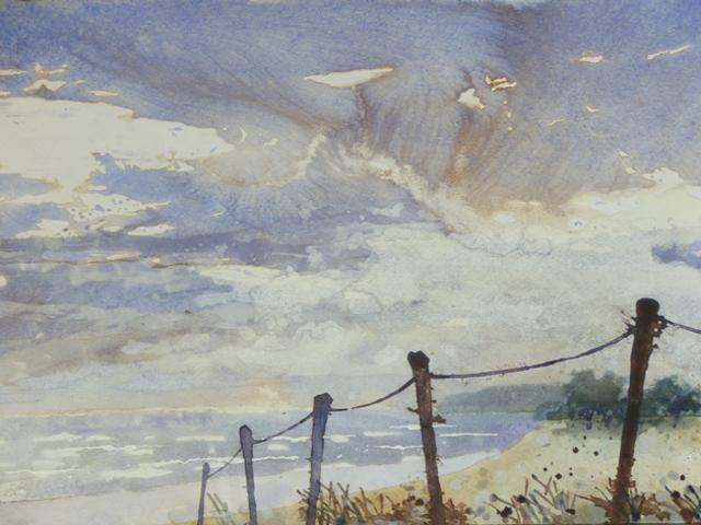 Ostsee Nebel