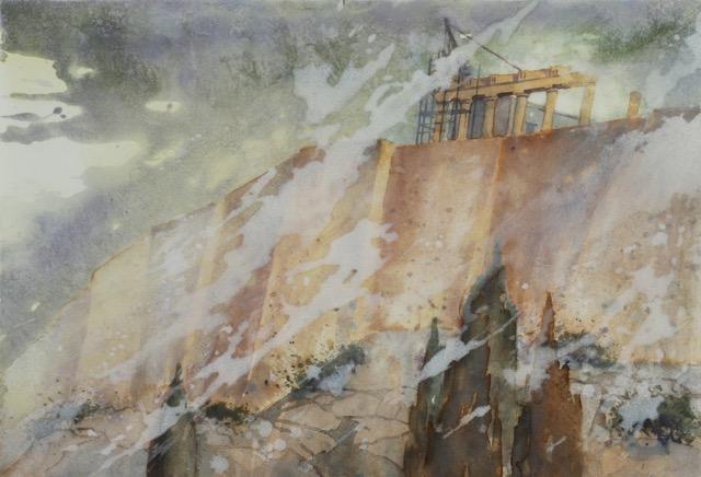 Akropolis 1