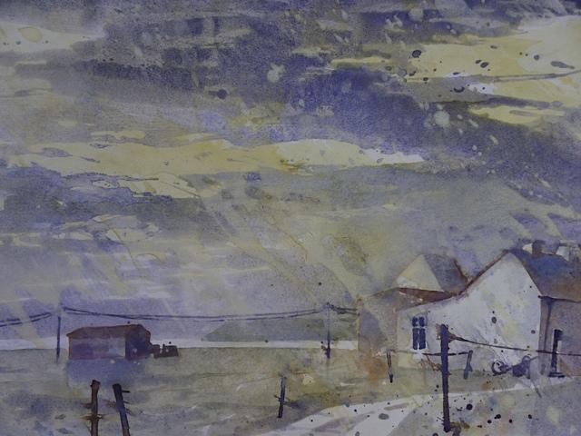 Häuser am Atlantik