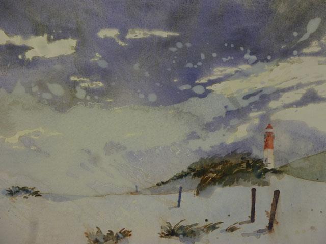 Nordsee Leuchtturm 2